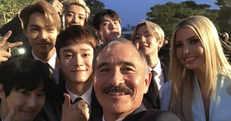 韓團 EXO 國民外交:為什麼 G20 後連伊凡卡都搶著合照?
