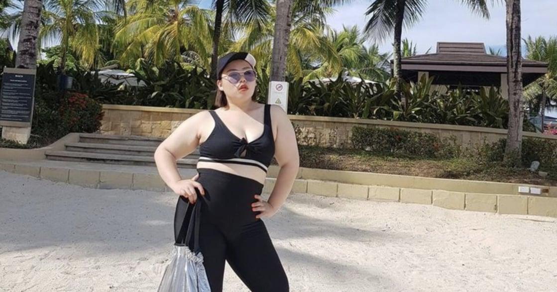 夏天、泳裝、浪花!十個肉肉女孩做自己的泳裝穿搭