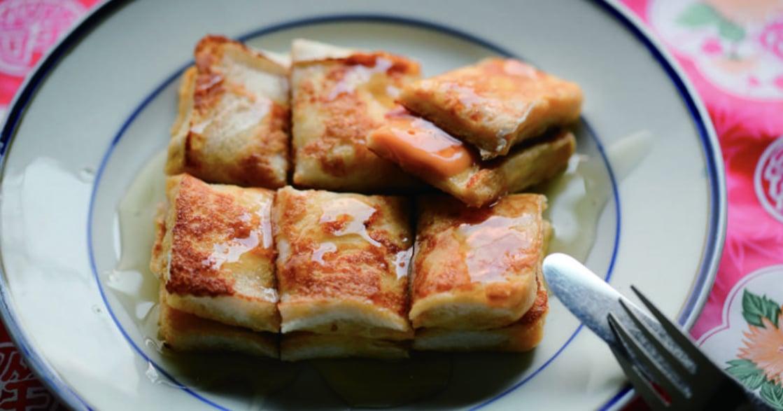 台式早餐特輯|乳火魚蛋、芝麻奶茶,經典陳根找茶!