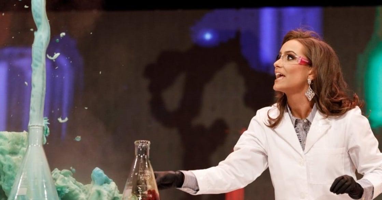 當生物學家參加美國小姐選美賽:我可以同時聰明,又很漂亮嗎