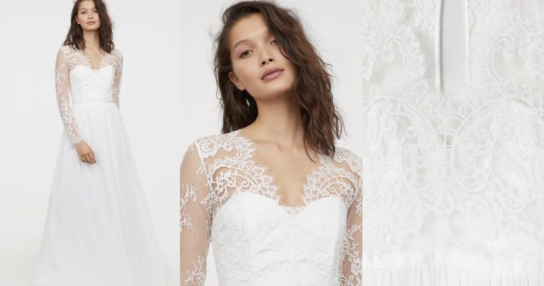 極簡婚禮第一步:你想找的,八款質感平價婚紗夢!