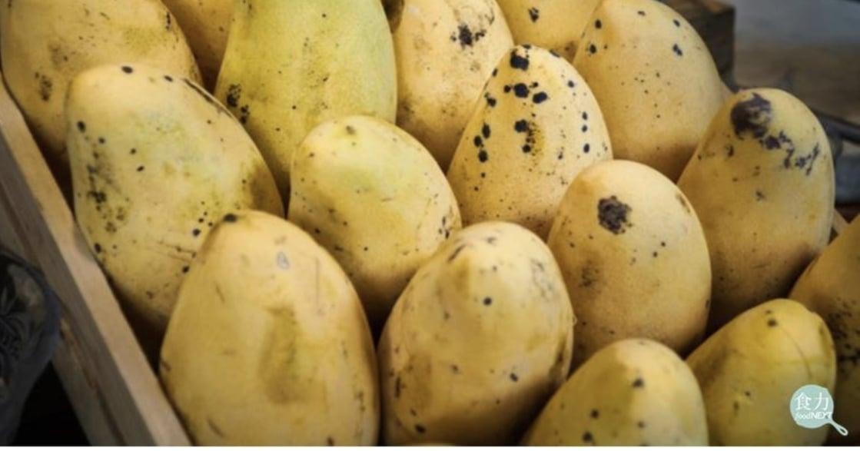長黑斑的芒果越甜越好吃?破解夏日水果迷思