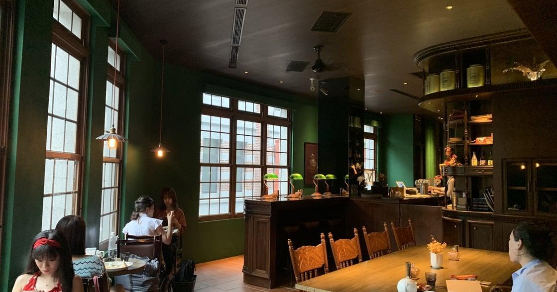 老城散步地圖:美食、甜品、咖啡,大稻埕文創小店盤點