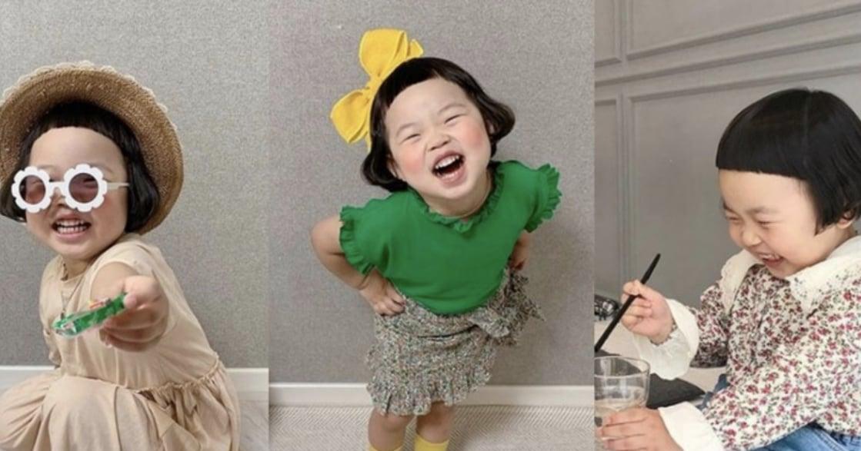 超萌西瓜皮!讓你好療癒的韓國小女孩 Hye-Ju Im