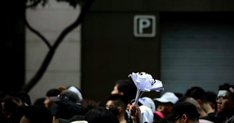 五首療傷歌單,獻給努力爭取的香港人:你是無名的花,開在泥濘路上