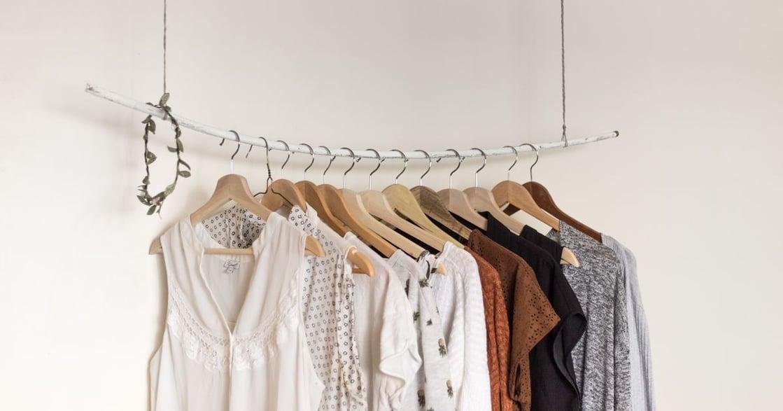 衣櫃斷捨離:維持快樂所需要的衣物,遠比想像中少