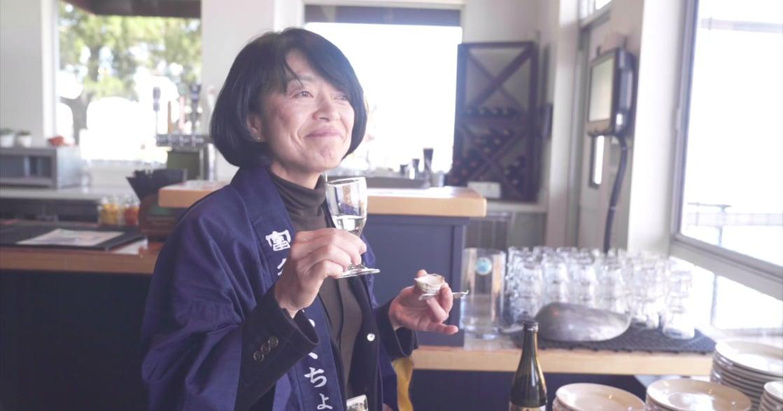 《乾杯!戀上日本酒的女子》:如果有更多女性投身釀酒師行業,日本酒會更有意思!