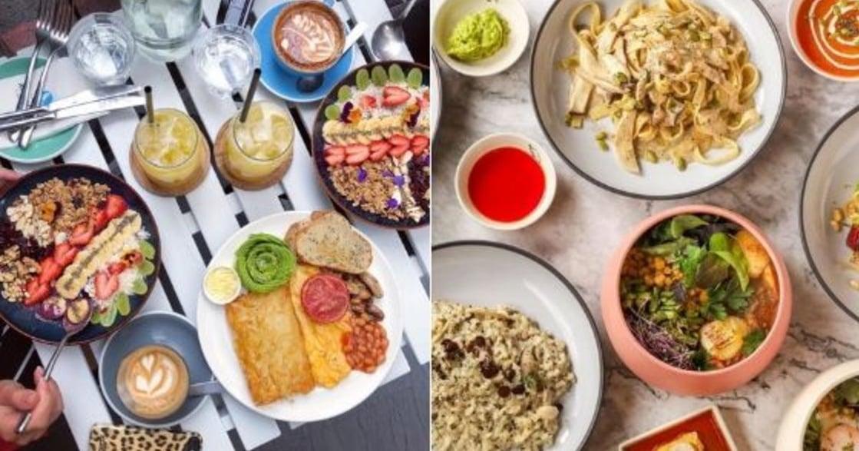 莓果碗、酪梨麵包、毛豆三明治:「健康咖啡廳」竟然這麼好吃
