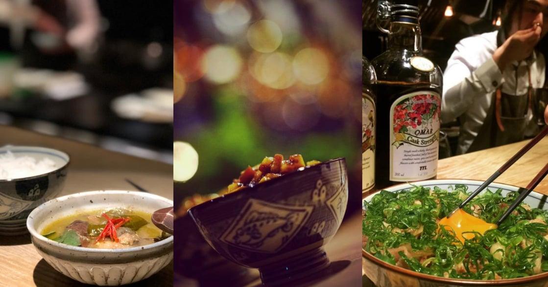 給還不想回家的你:台北三家隱藏版深夜食堂,享受飽滿夜晚