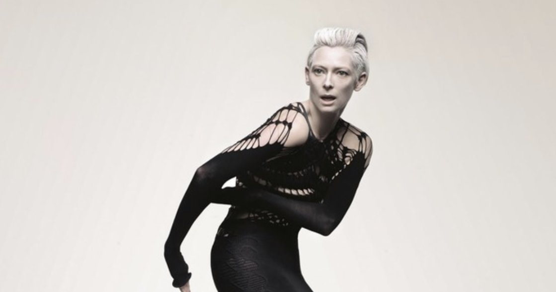你不必記得我的性別:時尚界無法定義 Tilda Swinton