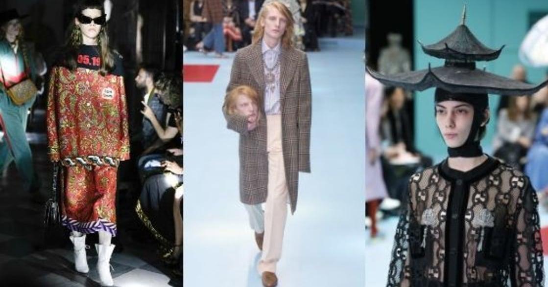 這是時尚,可是我都看不懂?Gucci 的「性冷感」時尚大解析