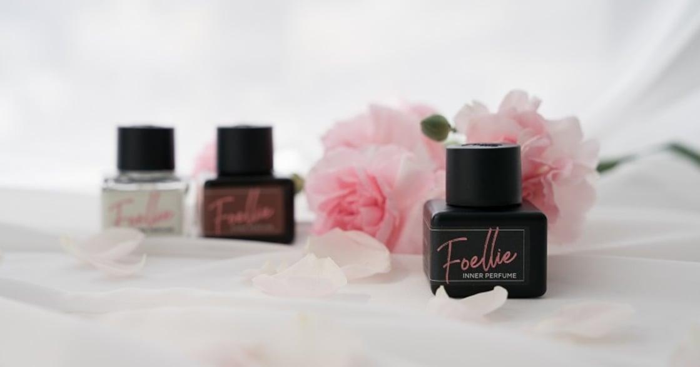 私密處也能用香氛!韓國人氣香氛品牌 Foellie 來台灣啦