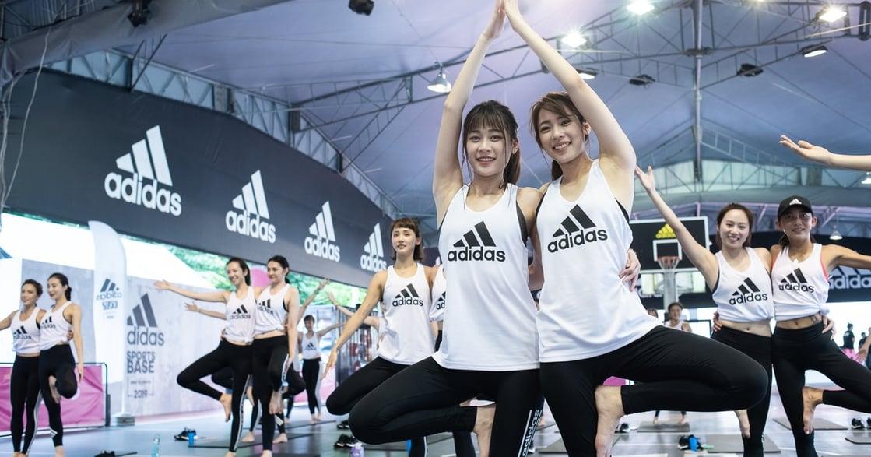 女力運動崛起!adidas 推期間限定訓練課程