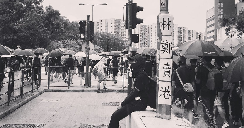 「告訴你一個沒有自由的國度」這 20 張照片,記下香港人被忘記的尊嚴