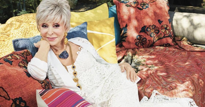 「87 歲又怎樣,我們還是要性感」麗塔‧莫瑞諾的人生下半場哲學