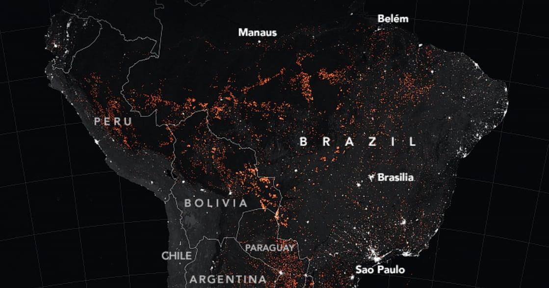 地球攝影集:亞馬遜雨林大火延燒中,你想留給世人什麼樣的家?