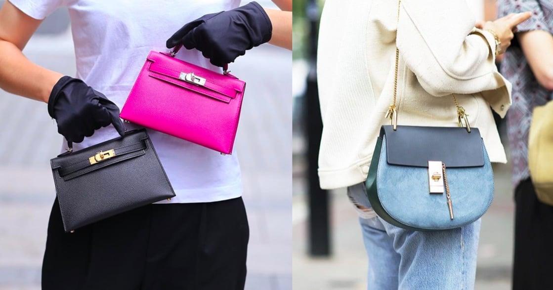 人生第一個精品包不用花大錢!給小資女的時尚入門課