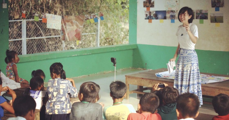 沒有乾淨水源、供電不穩定:我在柬埔寨與偏鄉孩子度過的八年時光