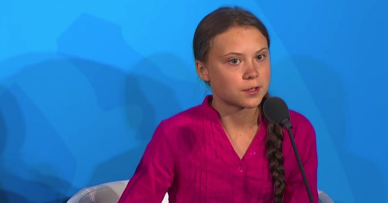 「大人們偷走了我的夢想和童年」瑞典少女站上聯合國,痛斥全球暖化無作為