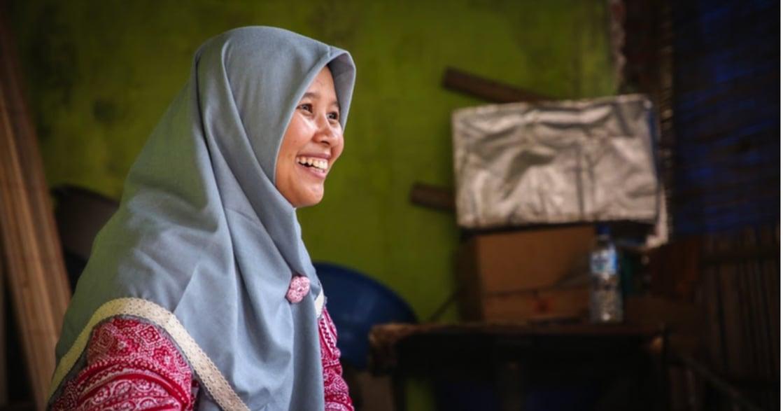 印尼移工故事:賺錢不只為家人,也為了讓我有更好的生活
