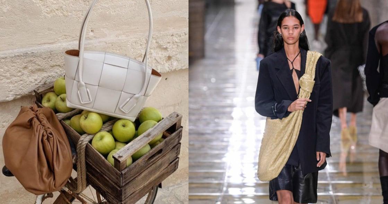 配件才是主角!看懂 Bottega Veneta 的編織包、ARCO 包、亮片洋裝
