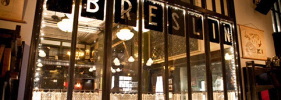 英國味百分百 The Breslin Bar & Dining Room 英式酒館