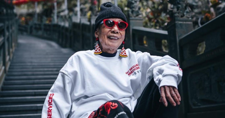 專訪林莊月里:我從沒想過自己 90 歲還能靠媽抖賺錢
