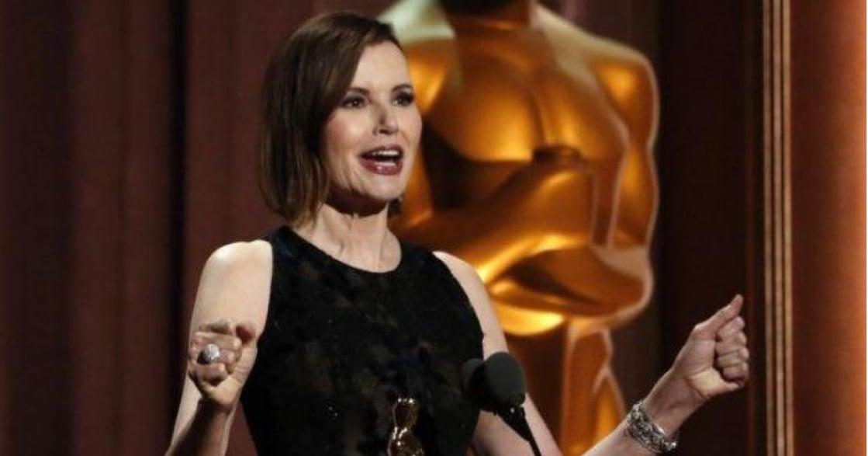 關注影視作品的性別失衡:好萊塢女星《末路狂花》主角吉娜戴維斯,獲頒奧斯卡人道獎