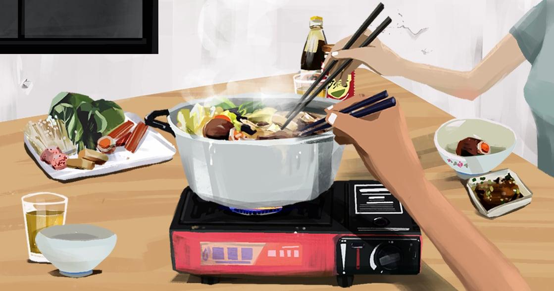 【吃與愛】平價小火鍋:不特別好吃,但不讓你挨餓,像 20 歲的愛情