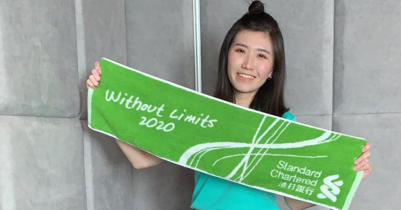 Without Limits!「渣打臺北公益馬拉松」時尚運動配備開箱