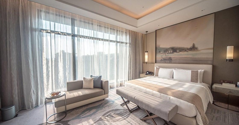 給不想跑行程的你:台灣七間輕奢質感飯店,享受放空寧靜