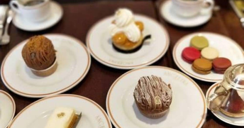 這座城市,最不缺甜:巴黎百年甜點名店 Angelina Tearoom