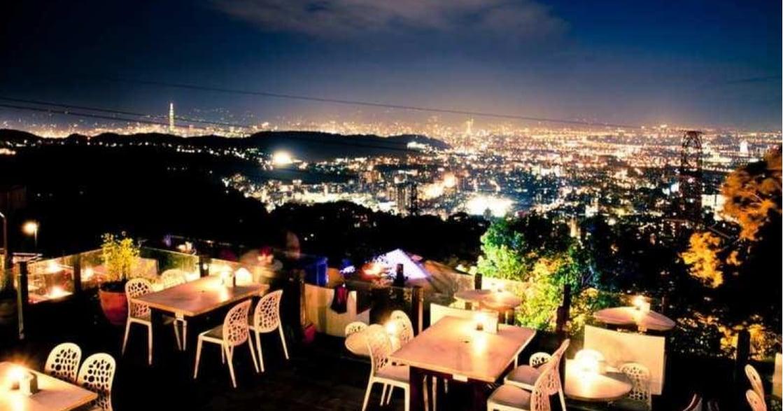 城市的燈都還沒暗,你為什麼睡了:台北浪漫夜景盤點