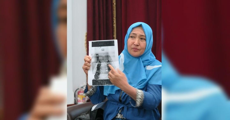 「讓你脫你就脫」新疆再教育營現場,審訊酷刑包括連續性侵