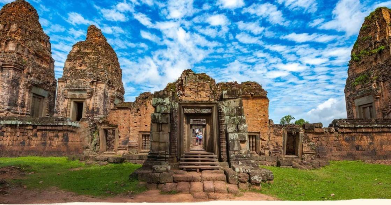「一個人的旅行最剛好」一日遊世界遺產吳哥窟