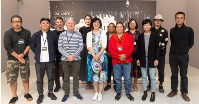 「小說:雙城計畫」北美館開幕,慶祝臺北、伯斯城市友誼 20 週年