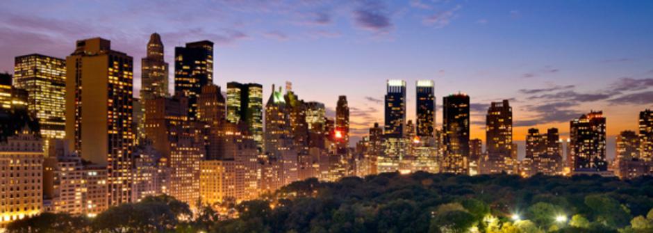 中央公園的一年四季動人攝影選