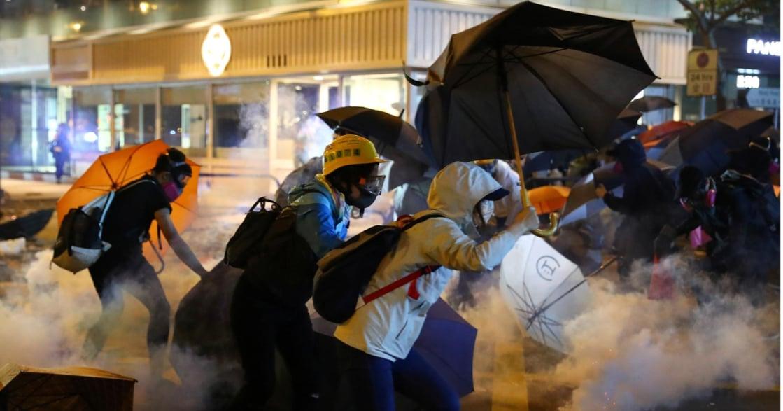 西藏、新疆到香港的悲劇,共產黨只是「要你恐懼」