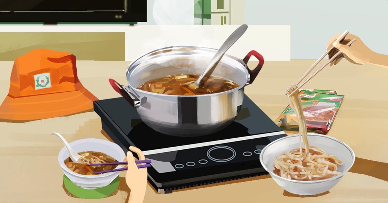 【吃與愛】不怎麼好吃的酸辣湯麵:有一道料理,讓你覺得自己有力量照顧人