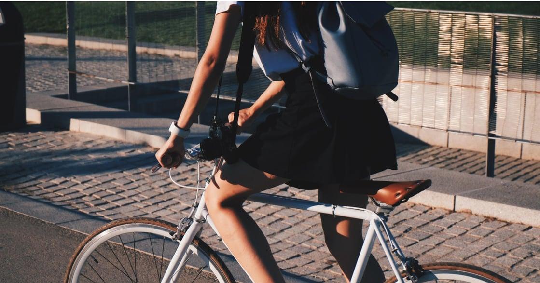療癒身心的「腳踏車法則」:餘生這麼長,讓它為你分擔重量