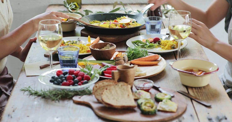 餐桌心理學:你佈置餐桌的方式,代表你不同的性格