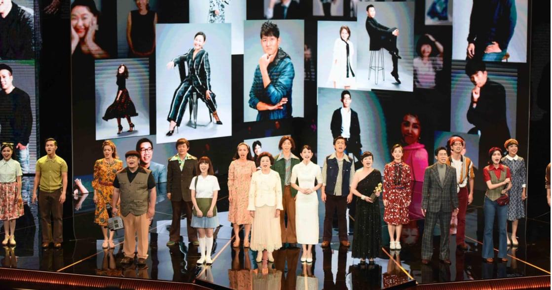 金馬 56 爆紅開場演出〈有一陣人,追求一个夢〉,出自《台灣有個好萊塢》台灣電影黃金年代