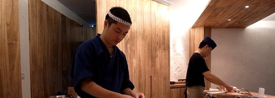 日本江戶時代之味 台北 野村壽司