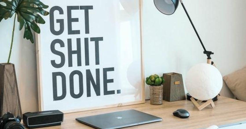 「桌面好亂,先來整理好了」為什麼每次要認真前,就會想打掃?