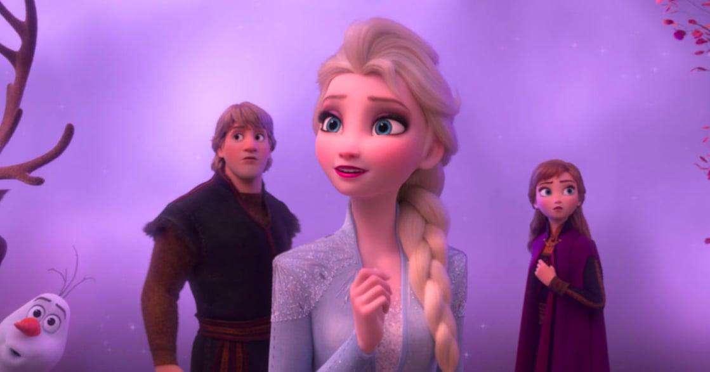 《冰雪奇緣 2》勇氣語錄:如果看不清未來,就走好當下的路,做你此刻該去做的事