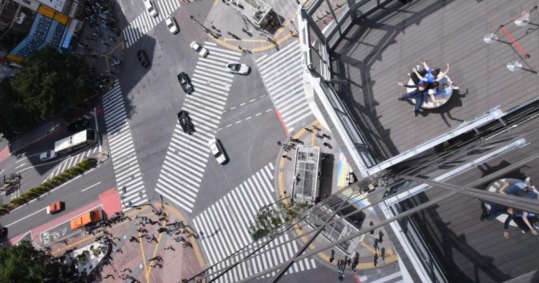 「用這個角度,看這座城」東京全新空中花園,能俯瞰澀谷十字路口