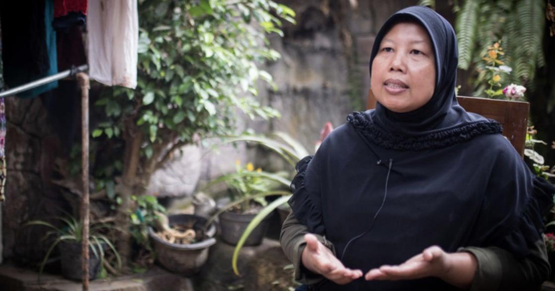 從逃跑移工到人權英雄,Maizidah Salas:我知道,不是所有台灣人都不好