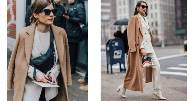 冬天實用穿搭:三招穿出大衣時尚感