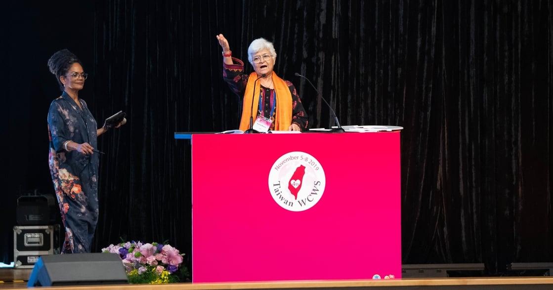 半世紀的女性主義者 專訪卡姆拉.巴辛 (Kamla Bhasin):用愛賦權,打破性別框架