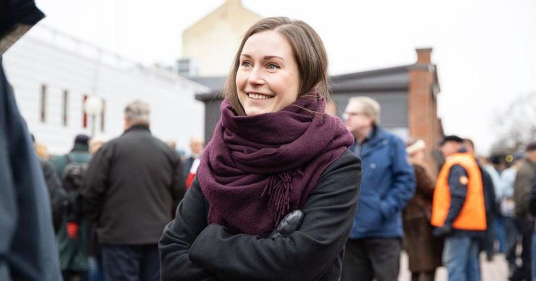 「平等,是所有事情的基礎」芬蘭最年輕總理桑納・馬林的女性領導力